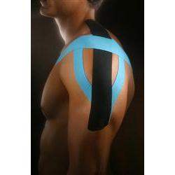 kinesio taping at New Dawn Chiropractic & Acupuncture